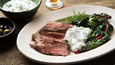 lamb steak  lebanese spices recipe nyt cooking