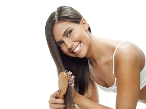Shiny Hair by How To Make Your Hair Healthy And Shiny Yabibo