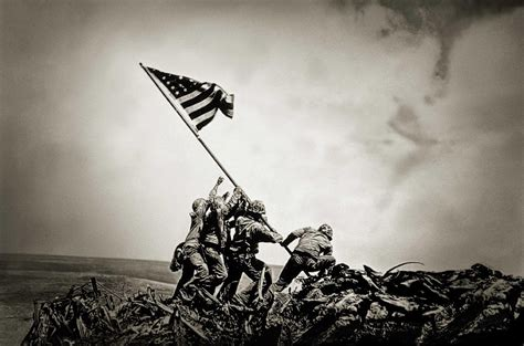 On The 71st Anniversary Of The Battle Of Iwo Jima, We