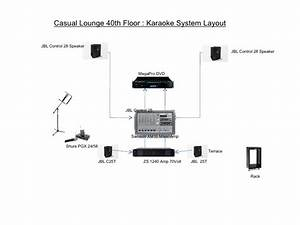 Quantuvis Q Tower Sound System Layout By Sax