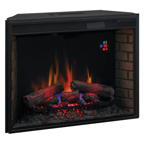 classic flame   electric fireplace insert