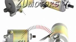 Electromotor 250cc Cf Moto Cf250 Honda Ch250 Gy6
