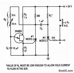 Solid State Time Delay - Control Circuit