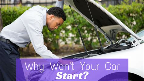 Why Won't Your Car Start?