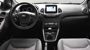 Ford Ka Interieur : medidas ford ka active 2018 maletero e interior ~ Maxctalentgroup.com Avis de Voitures