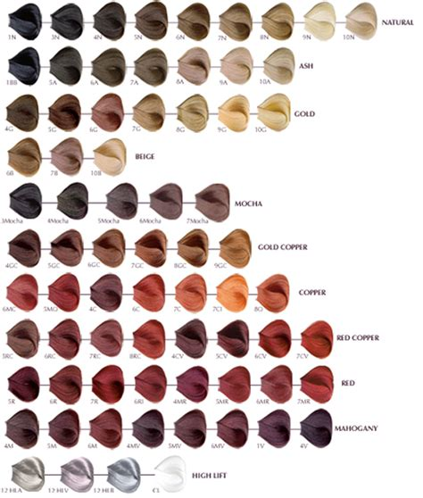 satin hair color hair colors idea