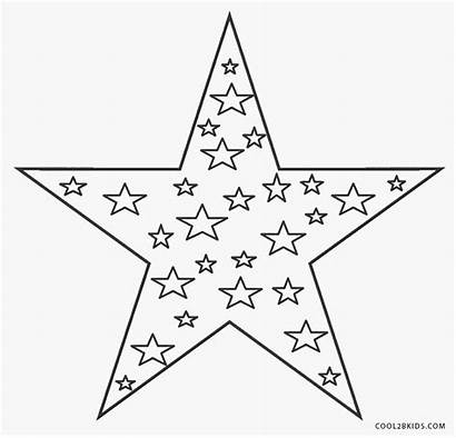 Coloring Star Pages Printable Adults