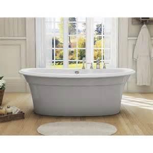 Maxx Bathtubs maax ella sleek freestanding bathtub