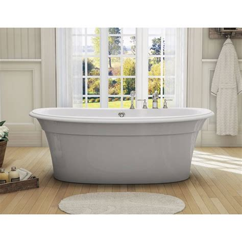 Maax Freestanding Tub by Maax Bath Tub Ella Sleek 6636 Bathtub For The Residents