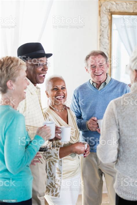 We made a list of six joe is probably one of the most famous names for coffee. Group Of Seniors Socializing Over Coffee Stock Photo - Download Image Now - iStock