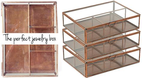 House Doctor Boxen by Annawii House Doctor Jewelry Box