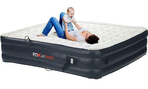 best cing air mattress california king raised air mattress by fox air beds w