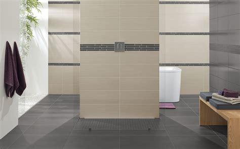 carrelage fa 239 ence moderne et design timeline villeroy boch d 233 co salle de bain