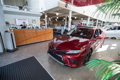 Mall Of Toyota by Autonation Toyota Mall Of In Buford Ga Auto