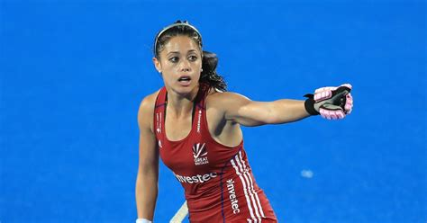 Rio Olympics Sam Quek Going For Gold With Gb Hockey Team Liverpool Echo