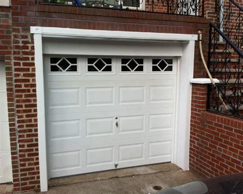 garage door trim pvc garage door trim