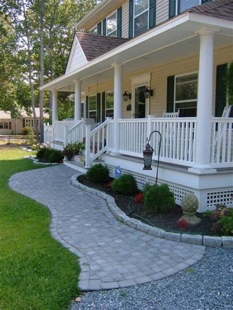 backyard porch designs for houses landscaping and outdoor building home front porch