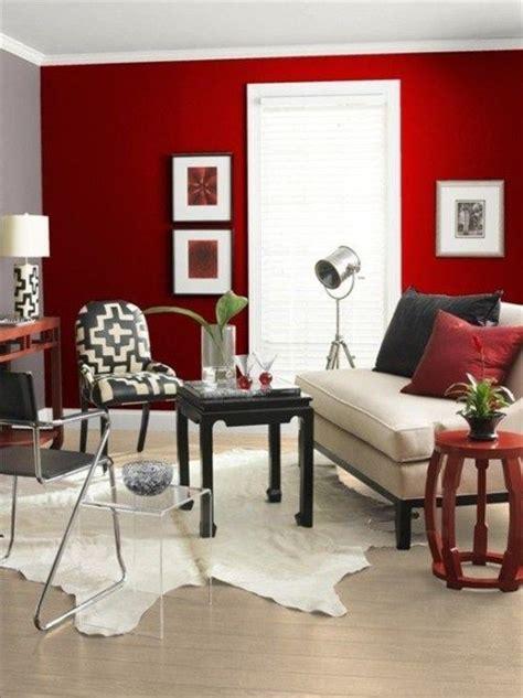 sala rojo blanco  negro decoraciones decoracion de