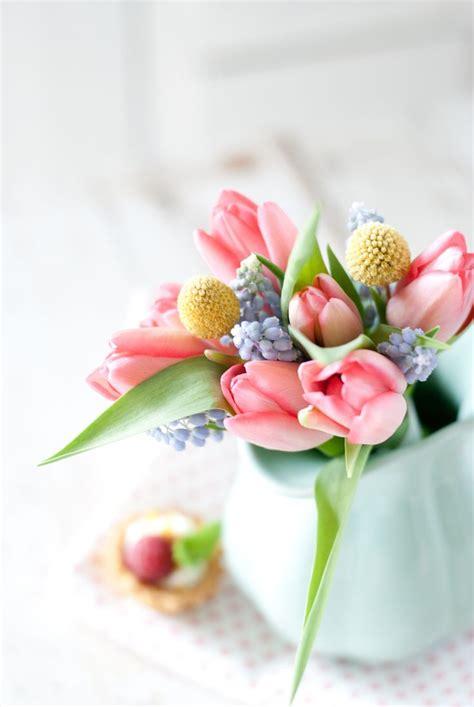 Top 16 Tulip Flower Arrangements Ideas For Spring Living