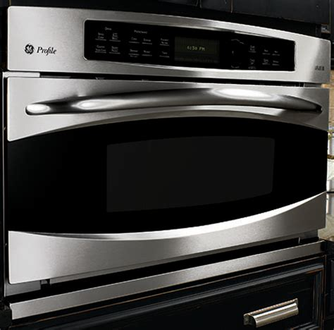 GE Profile oven  speed cooking Advantium oven