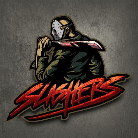 Slashers Logodecal On Behance