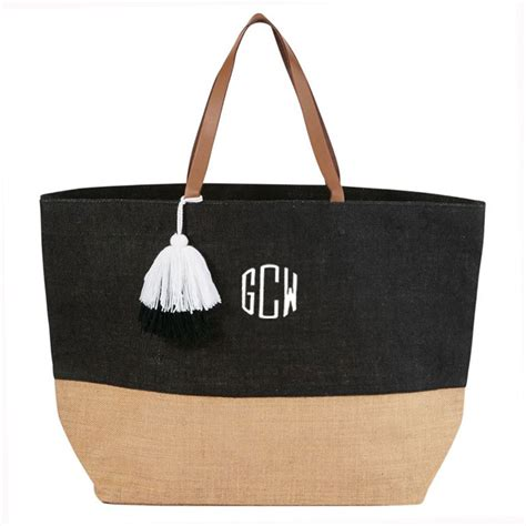 personalized  occasion tote bag
