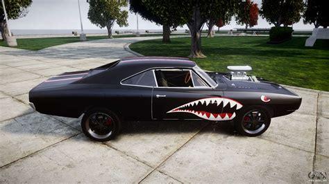 dodge charger rt  shark  gta