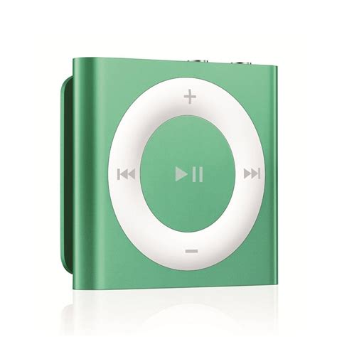 ipod shuffle 4 generation geniune apple ipod shuffle 4th 2gb green new