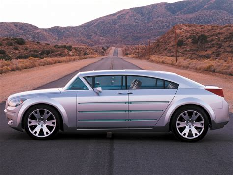Dodge Car : Dodge Super8hemi Concept (2001)