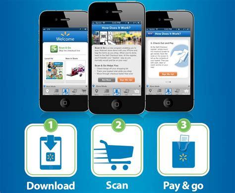 walmart expanding scan  iphone  checkout    stores mac rumors