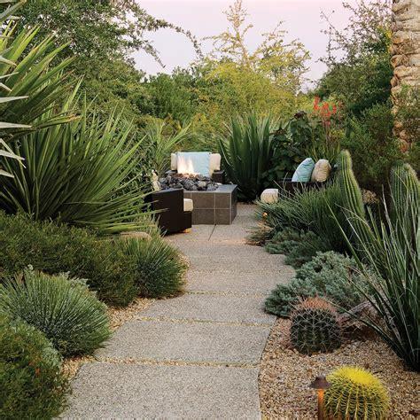 desert backyard design southwest backyard ideas sunset