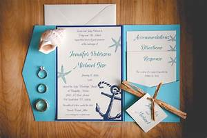 Fabulous beach wedding invitations spread the word with for Wedding invitations for beach weddings ideas