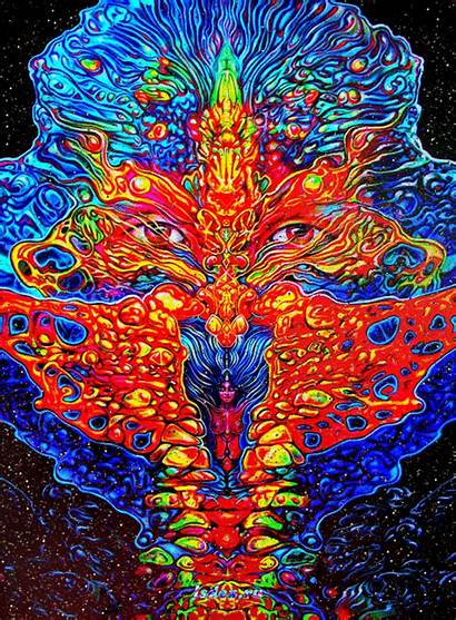 Psychedelic Dmt Trip Metaphysical Spiritual In5d Through
