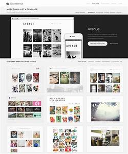 Templates squarespace http webdesign14com for Squarespace portfolio templates