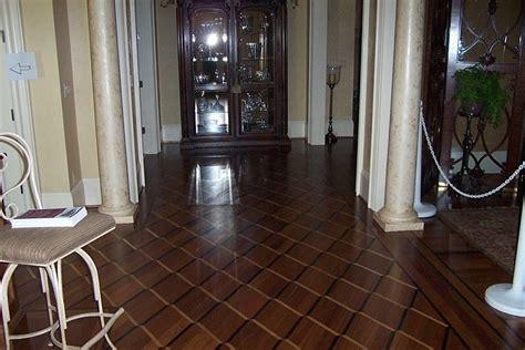 hand crafted custom hardwood floors brazilian cherry