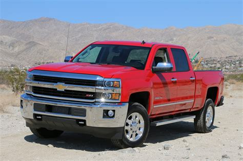 2015 Chevrolet Silverado 2500 4wd Ltz Crew Cab Around The