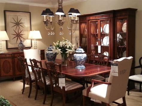 Ethan Allen Dining Room Furniture by Ethan Allen Showroom