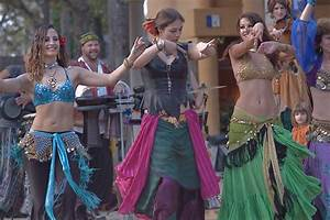 Photo 691-05: Belly dancing of Gypsy Dance Theatre at ...