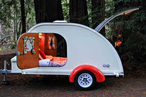 camp weathered lets  rent  vintage teardrop camper