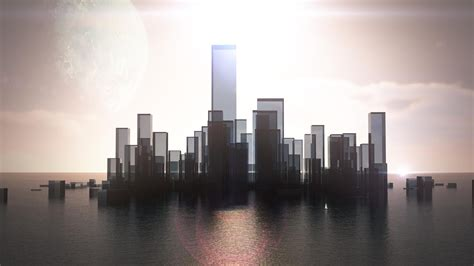 Abstract Cityscape Wallpaper hd 1920 x 1080 transparent skyline cityscape