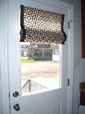 Kitchen Door Window Coverings by Best 25 Door Window Treatments Ideas On