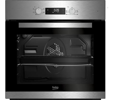 Buy BEKO BXIF243X Electric Oven   Stainless Steel   Free