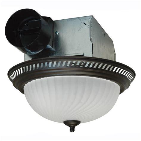 decorative bathroom fan with light air king decorative bronze 70 cfm ceiling bathroom exhaust