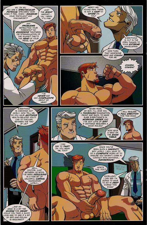 Naked Justice Beginnings Book Patrick Fillion Porn Comics Galleries
