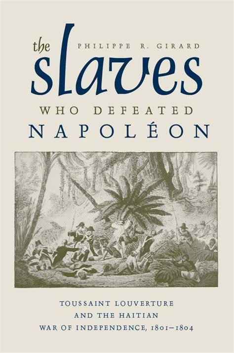 BOOK: Girard on the Haitian Revolution – #ADPhD