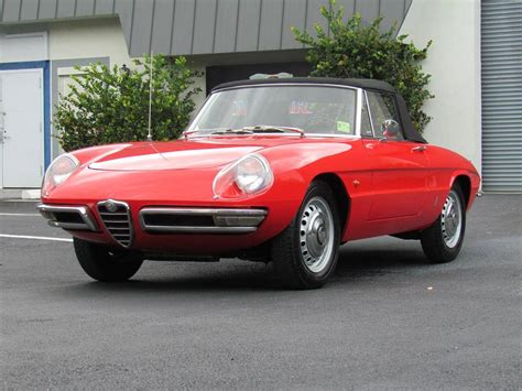 Alfa Romeo For Sale by 1967 Alfa Romeo Duetto For Sale 2103738 Hemmings Motor News