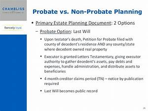 chambliss 2014 estate planning seminarpptx With cost for estate planning documents
