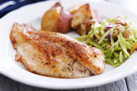 tilapia air fryer recipe healthy quick cooked minutes less eat ready than
