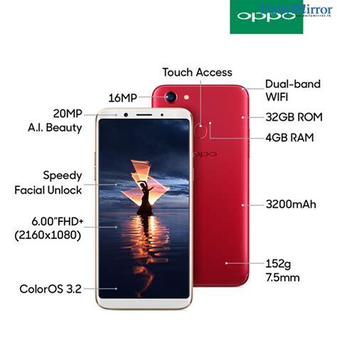 oppo f5 oppo strengthens its position in the sri lankan market