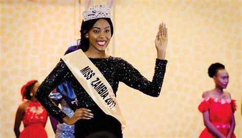 Musa Kalaluka Is Miss Zambia